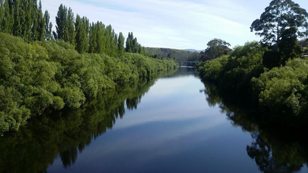 Derwent River, Macquarie Plains