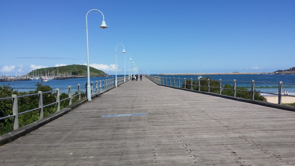 Coffs Jetty